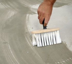 SMET brush and adhesive application of primers
