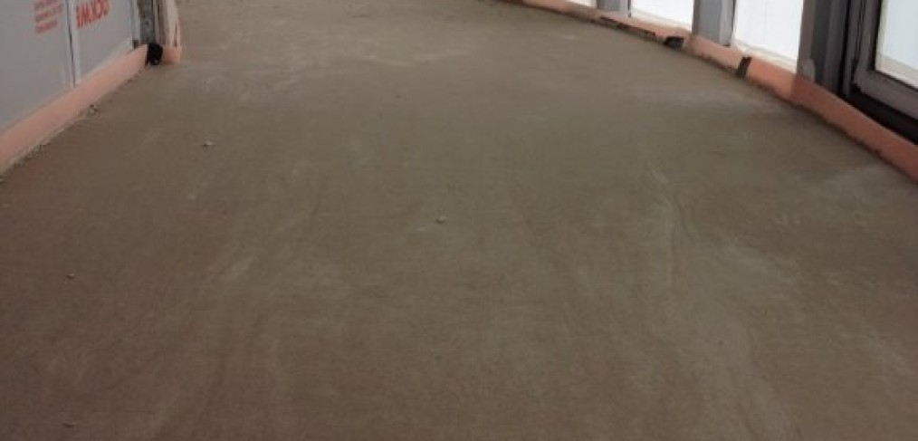 How To Screed A Floor >> Reduction In Screed Weight With Smet Lightflo Lightweight Flowing