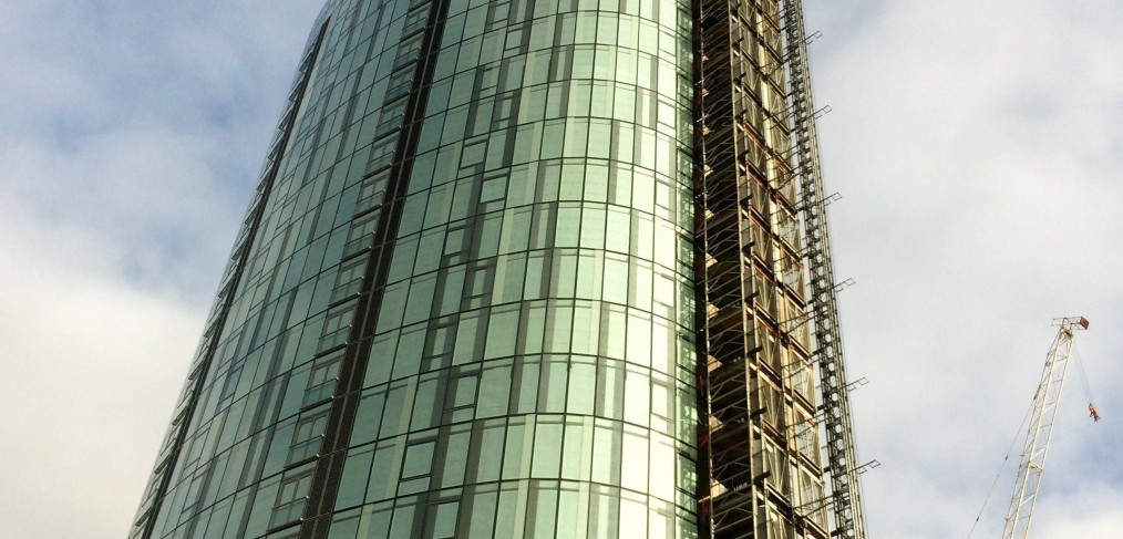 The significant reduction in weight makes LiteFlo® ideal for high-rise towers and apartments.