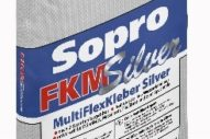 Sopro FKM® Silver 600 Extra Rapid Set Tile Adhesive