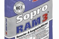 Sopro RAM 3® Renovation and Levelling Compound