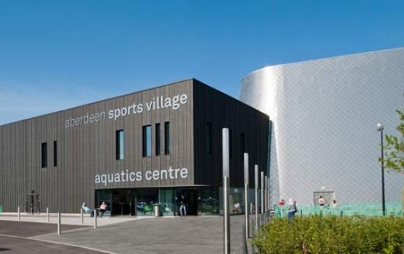 Aberdeen Aquatics Centre, Aberdeen