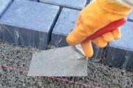 Streetscape® Sopro DM 610 Drainage Mortar