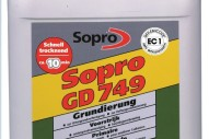 Sopro GD 749 – Universal Floor and Wall Primer