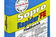 Sopro Rapidur® FE 678 Self Levelling Screed