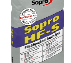 Sopro HF-S 563 High-Strength Floor Levelling Compound | SMET