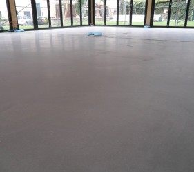 Sopro Rapidur® FE 678 Screed_final result @ SMET