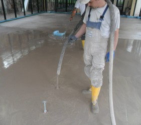 Sopro Rapidur® FE _pumpable flowing screed_SMET
