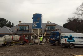 Floor Screed Ireland Ltd / Kilsaran Create