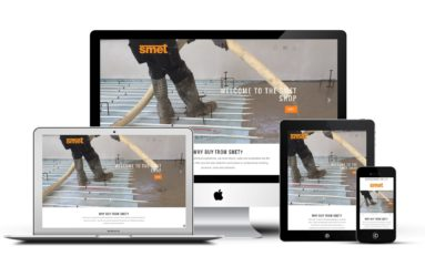 SMET online shop goes live