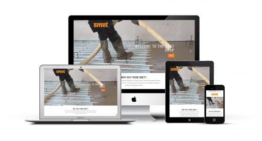 SMET online shop goes live