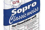 Sopro SC 809 – Classic White Tile Adhesive