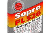 Sopro FL 526 - Flexible Tile Grout (2 - 20mm joints)