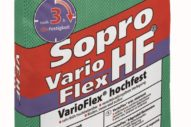 Sopro VF HF 420 – VarioFlex® High Strength Flexible Tile Adhesive