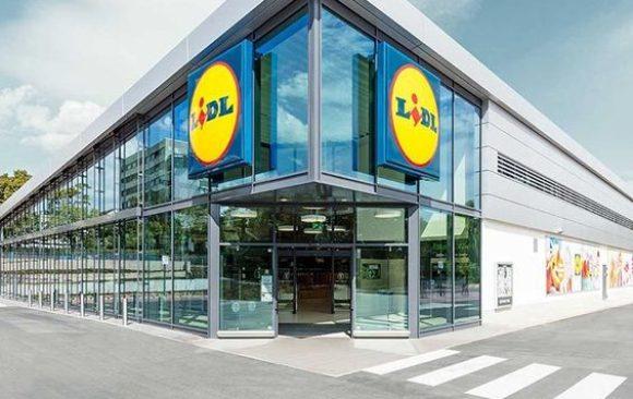 generic lidl New Concept Store_exterior. cc lidl UK