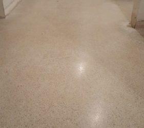 Ground and polished Sopro Rapidur® FE 678_craft design architects