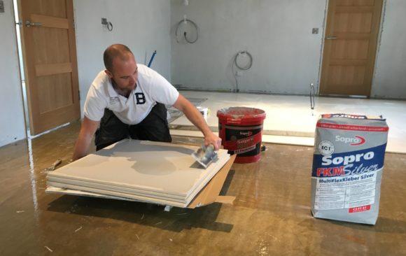 Sopro Fkm Silver 600 Extra Rapid Set Tile Adhesive Smet