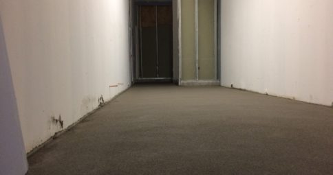 Sopro Rapidur® B5 Rapid Drying Screed Binder_B Doherty Screeding_Facebook data centre Clonee