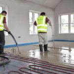 Karen & Joe Kenna, Fast Floor Screed Ltd, Cappagh, Enfield, Co. Kildare