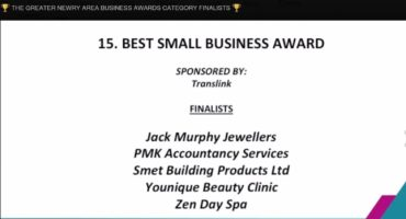 Best Small Business Award 2017