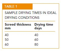 sample drying times screed flooring_SMET