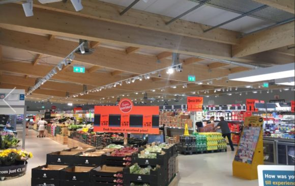 Lidl Cabra _construction by Adston Construction_ image by Hess Timber
