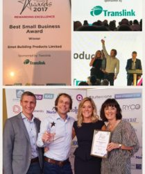 SMET wins Best Small Business Award 2017