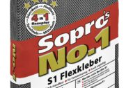 Sopro's No. 1 Flexible Tile Adhesive