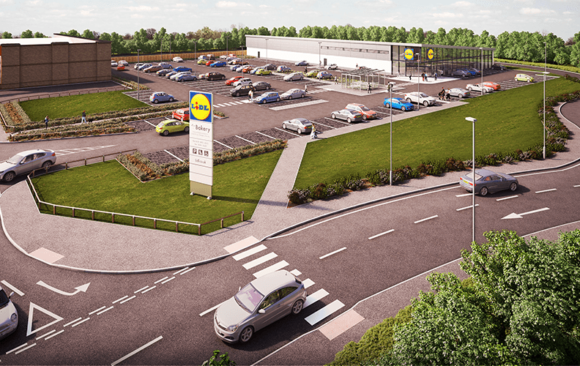 Lidl Boston_Lidl Artist's impression