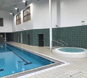 Maldron Pool Renovation