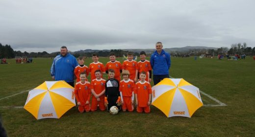 Damolly Under 12 sponsorship_SMET sponsor team jackets