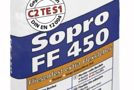 Sopro FF 450 Flexible Tile Adhesive