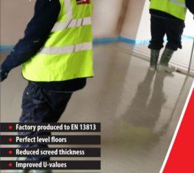 Turleys_ Hydri-Flo Liquid Screed_ sproduced to EN 13813