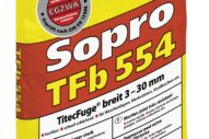 Sopro TFb 554 - High Strength Tile Grout