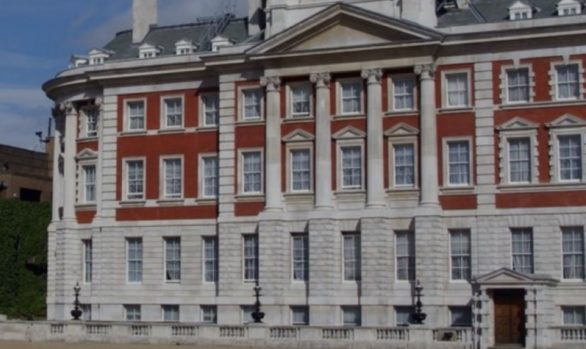 Old Admiralty Building London