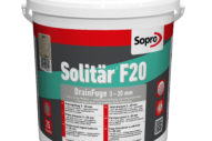 Sopro Solitaer F20 - Pervious Grout 3-20 mm