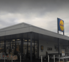 Lidl Consett Durham _SMET Render Spec_Bauprotec_ application Chilcott Rendering Ltd
