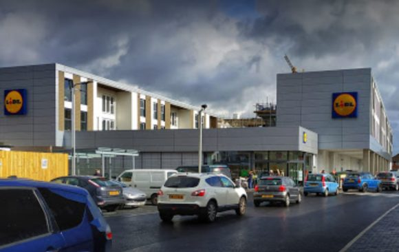 Lidl Hersham_ Bauprotec render SMET_application Bteam_cc photo Mark Haines