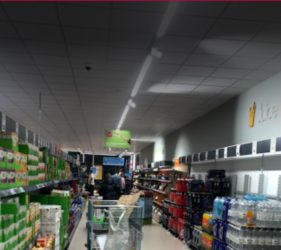 Lidl Hersham_ Bauprotec render system from SMET_application Bteam