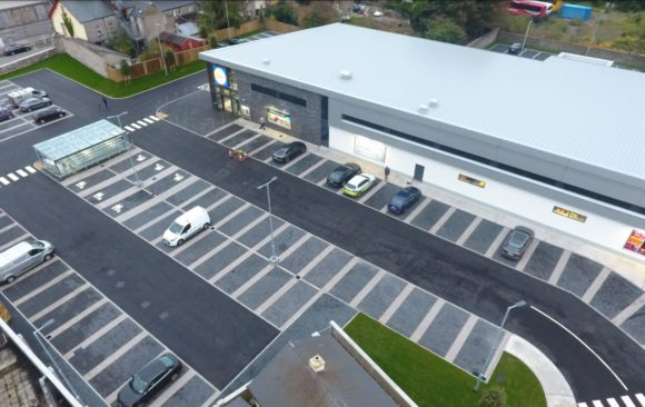 Lidl Sligo_McCallion Group_Bauprotec render system_supplied by SMET