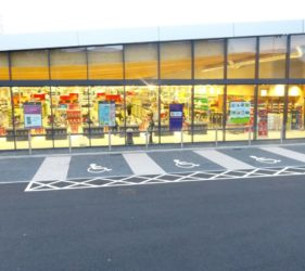 Lidl Sligo_McCallion Group_Bauprotec render system_supplied by Smet Building Products