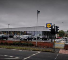 Lidl Westbury_Adston Construction_Bauprotec render system_supplied by SMET