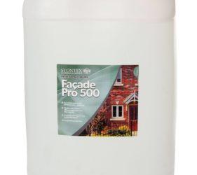 tonTex Façade Pro500 - a high performance penetrating hydrophobic treatment