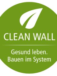 CLEAN WALL® Healthy Living - The System Solution