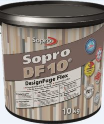 Sopro DF 10® Flexible Designer Tile Grout