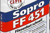 Sopro FF 451 - Rapid Set Tile Adhesive