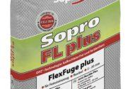 Sopro FL Plus - Flexible Tile Grout 2- 20mm