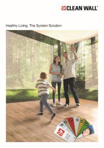 Clean Wall®_Healthy Living System_available in the UK & ROI from SMET