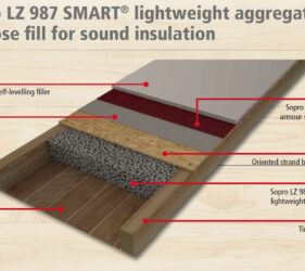 Sopro SMART® System_for acoustic and sound insulation
