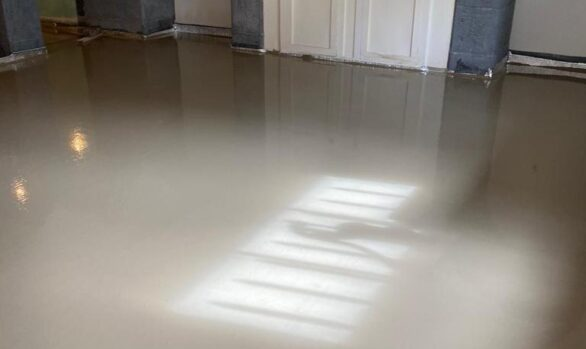 Estate in Kilkenny_Fast Floor Screed Ltd_alpha hemihydrate screed
